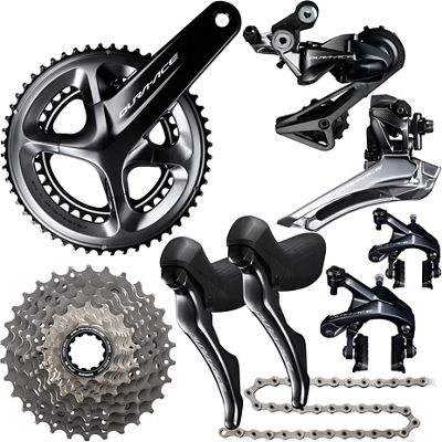 Groupe Complet Shimano Dura-Ace R9100 11v
