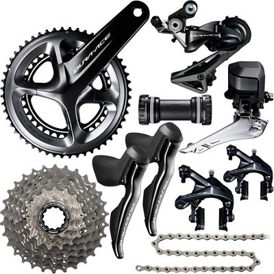 Groupe Complet Shimano Dura-Ace R9150 Di2 11v