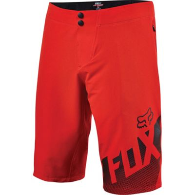 Short Fox Racing Altitude sans doublure AW16