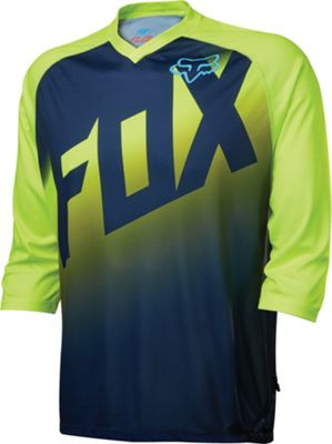 Maillot VTT Fox Racing Flow manches 3/4 AW16