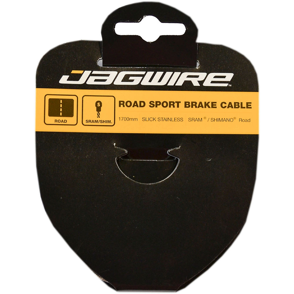 Cable de freno de acero inoxidable Jagwire Slick