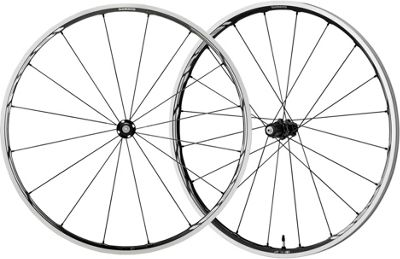 Roues Shimano RS81 C24 TL Carbone