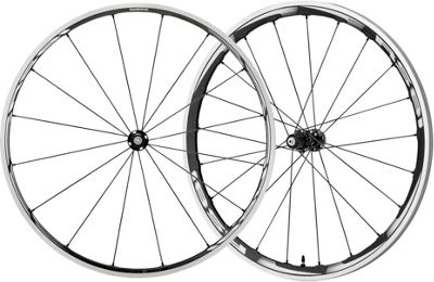 Roues Shimano RS81 C35 TL Carbone