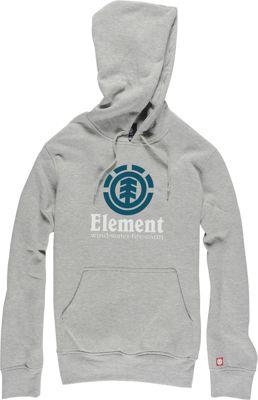 Pull à capuche Element Vertical AW16