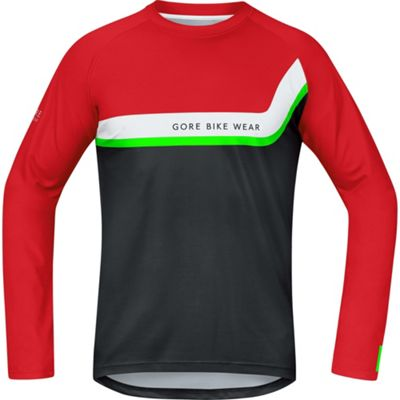 Maillot VTT à manches longues Gore Power Trail AW16