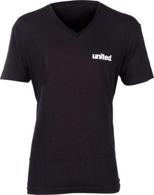 T-shirt United Simplicity col en V
