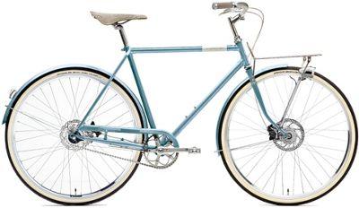 Vélo de ville Creme CafeRacer Disc LTD Homme 2017