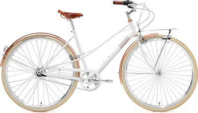 Vélo de ville Creme CafeRacer Doppio 7 vitesses Femme 2017
