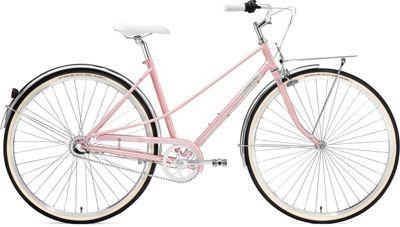 Vélo de ville/hybride Creme CafeRacer Uno Femme 3 Vitesses 2017