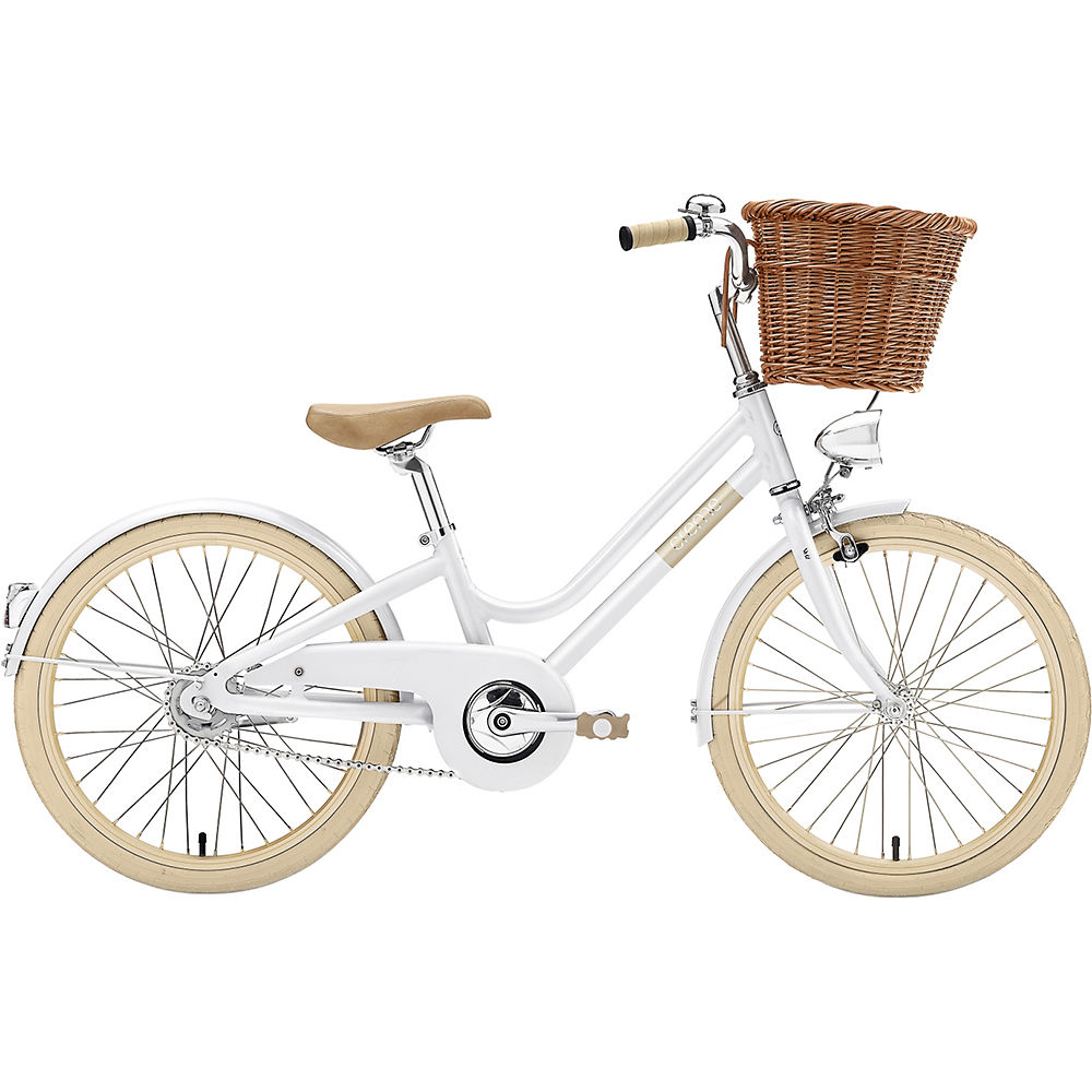 Bicicleta infantil con luces Creme Mini Molly 20'' 2017