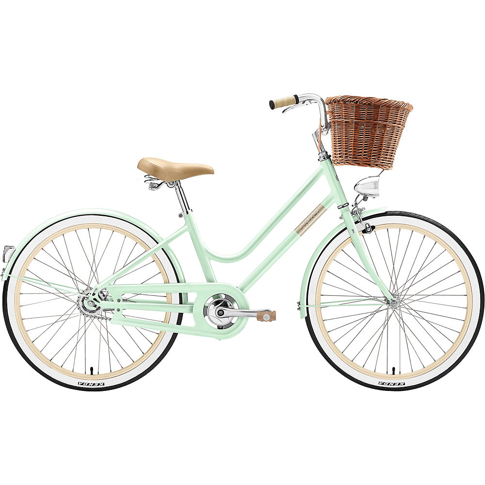 Bicicleta infantil con luces Creme Mini Molly 24'' 2017
