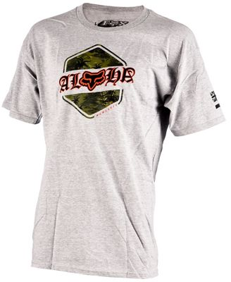 T-shirt Fox Racing Aloha Shape AW15
