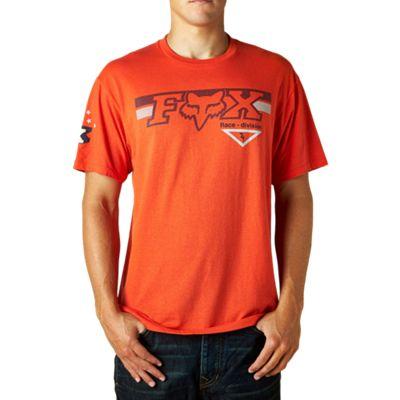 T-shirt Fox Racing Engine Eruption AW15