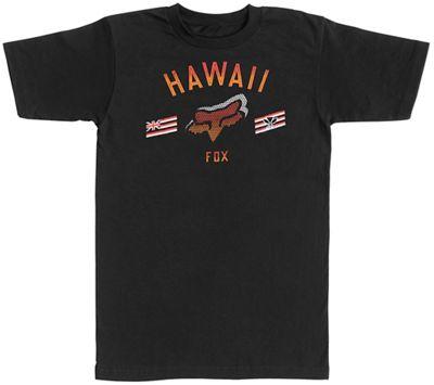 T-shirt Fox Racing Flaggin AW15