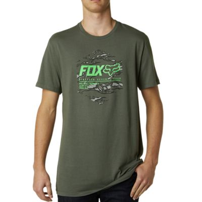 T-shirt Fox Racing Full Boar Premium AW15