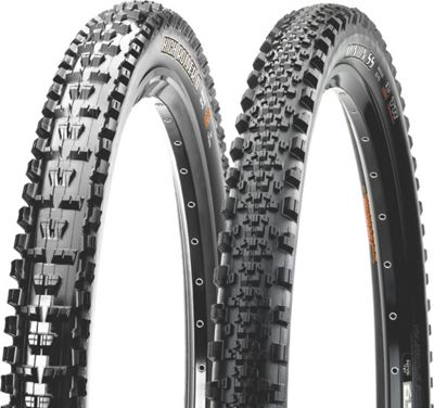 Pneu Maxxis High Roller II & Minion