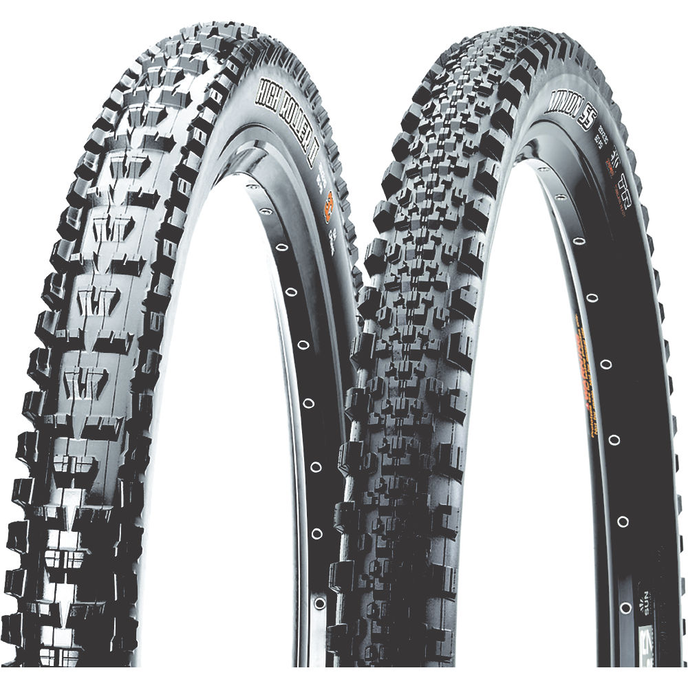 maxxis-high-roller-ii-minion-ss-tyre-combo