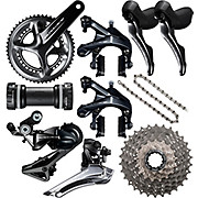 Shimano Dura-Ace R9100 11 Speed Groupset Builder