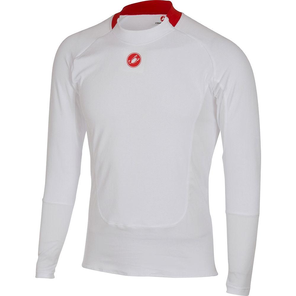 Camiseta interior de manga larga Castelli Prosecco 2017