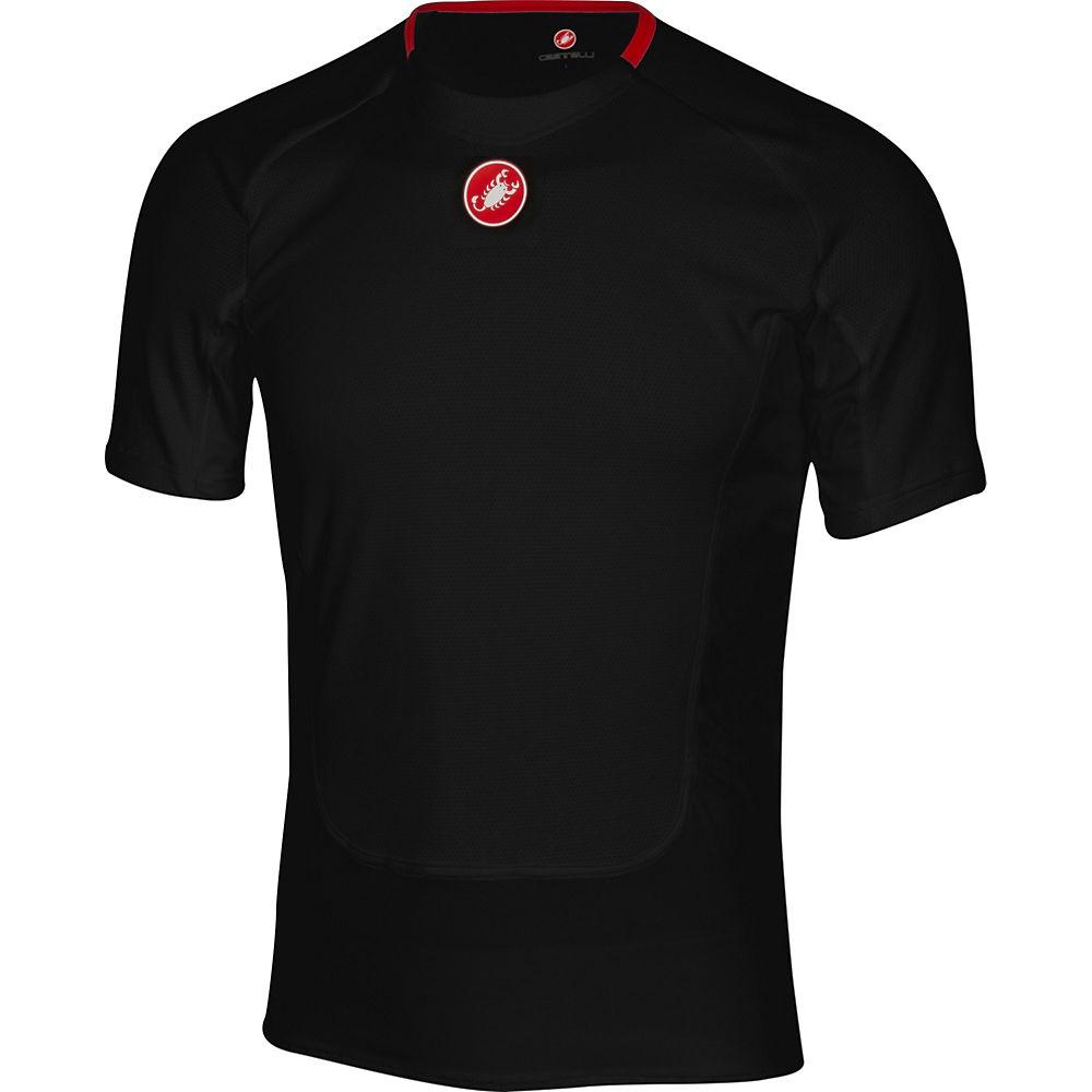 Camiseta interior de manga corta Castelli Prosecco 2017