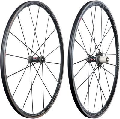 Roues Fulcrum Racing Zero Black - 2 Way Fit 2016