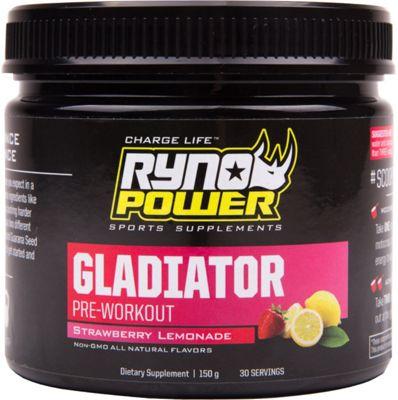 Nutrition Ryno Power Gladiator Pre Workout
