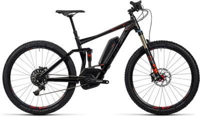 Cube Stereo Hybrid 120 HPA SL 500 E-Bike 2016