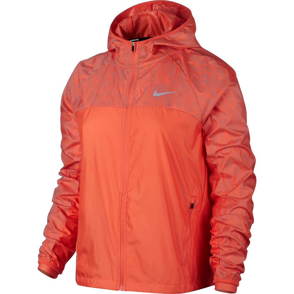 Chaqueta de running de mujer Nike Shield Flash AW16