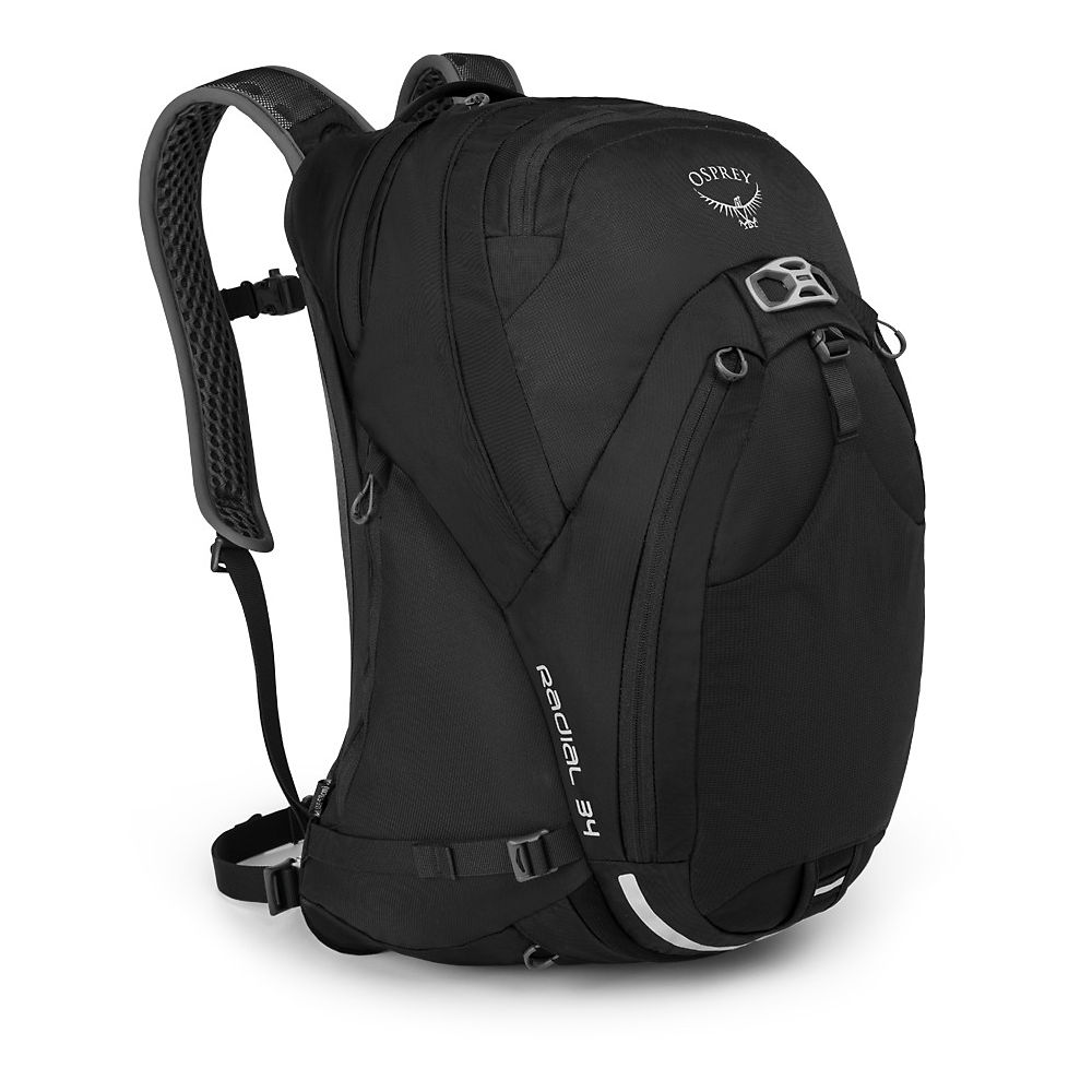34 Reviews: Osprey Radial 34 Hydration Backpack Review