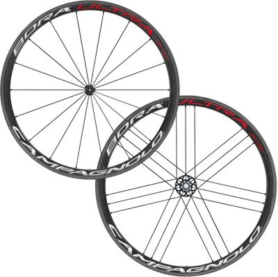 Roues à pneu Campagnolo Bora Ultra 35 2017