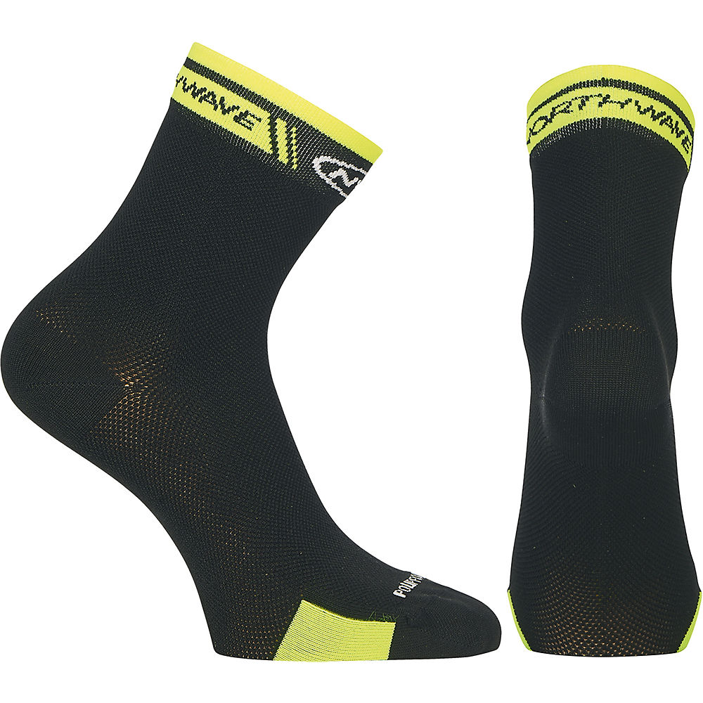 Calcetines altos Northwave Logo
