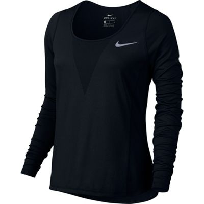 Maillot à manches longues Nike ZNL Relay Femme