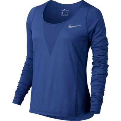 Maillot à manches longues Nike ZNL Relay Femme SS17