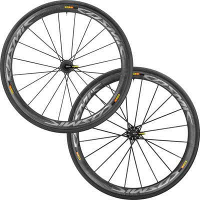 Roues à boyau Mavic Cosmic Ultimate 2017