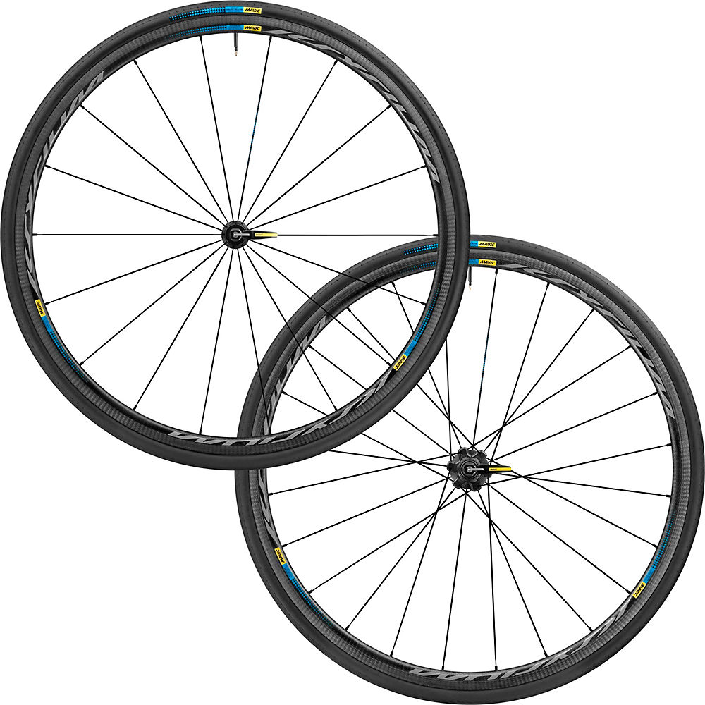 Mavic Ksyrium Pro Carbon SL Clincher Wheelset 2017