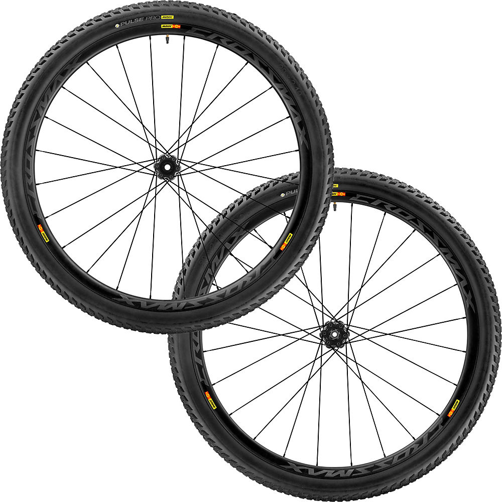 ¡Chollo! Juego de ruedas Mavic Crossmax Pro Carbon solo
