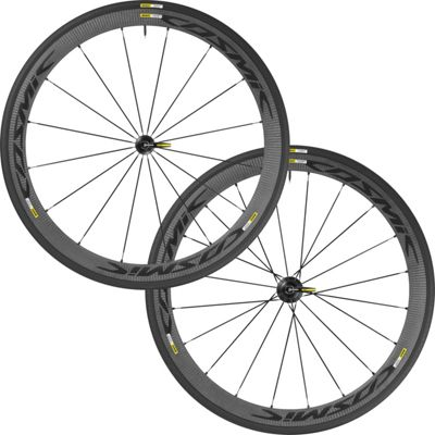 Roues Mavic Cosmic Carbone 40 Elite 2017