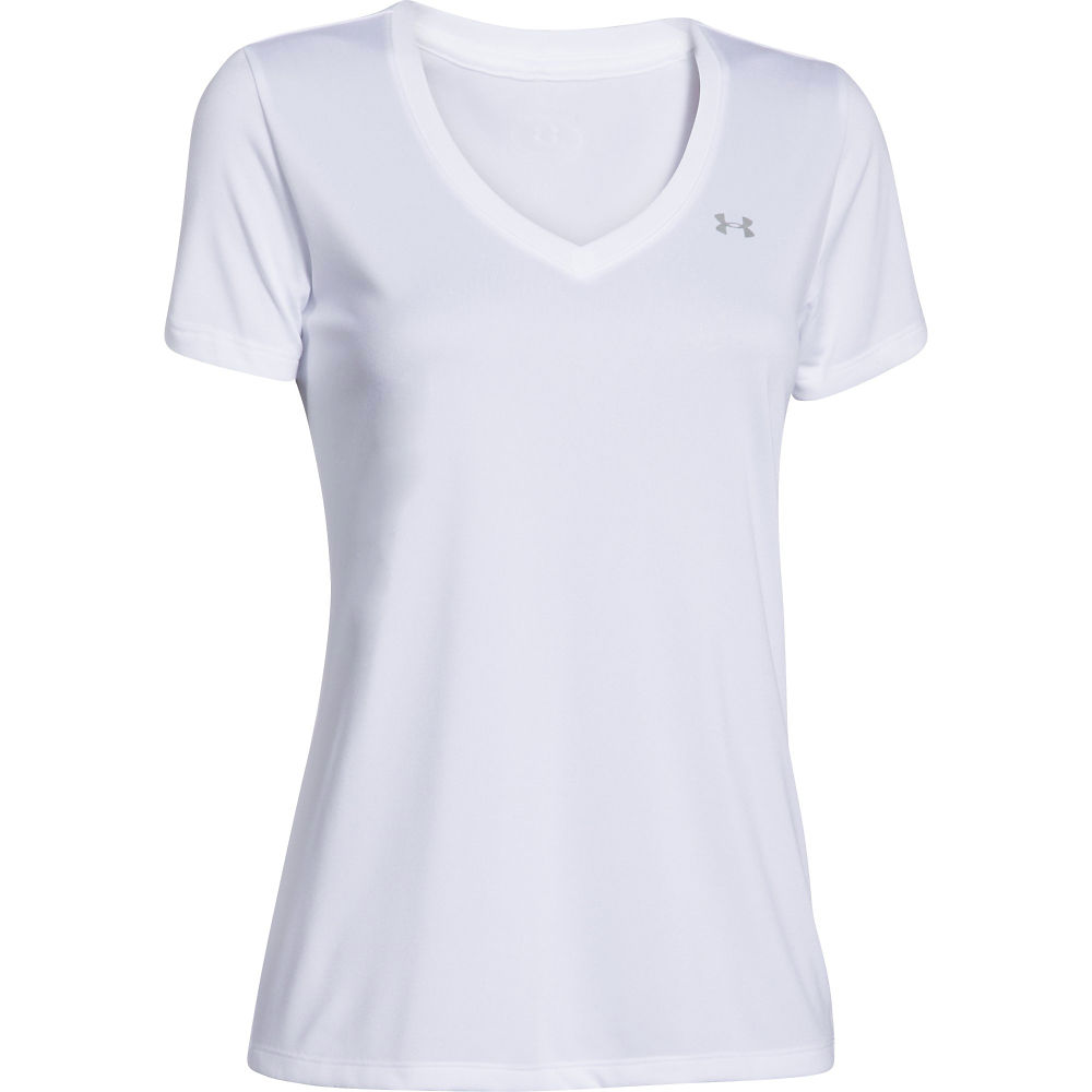 Camiseta de mujer Under Armour Tech SSV Solid SS17