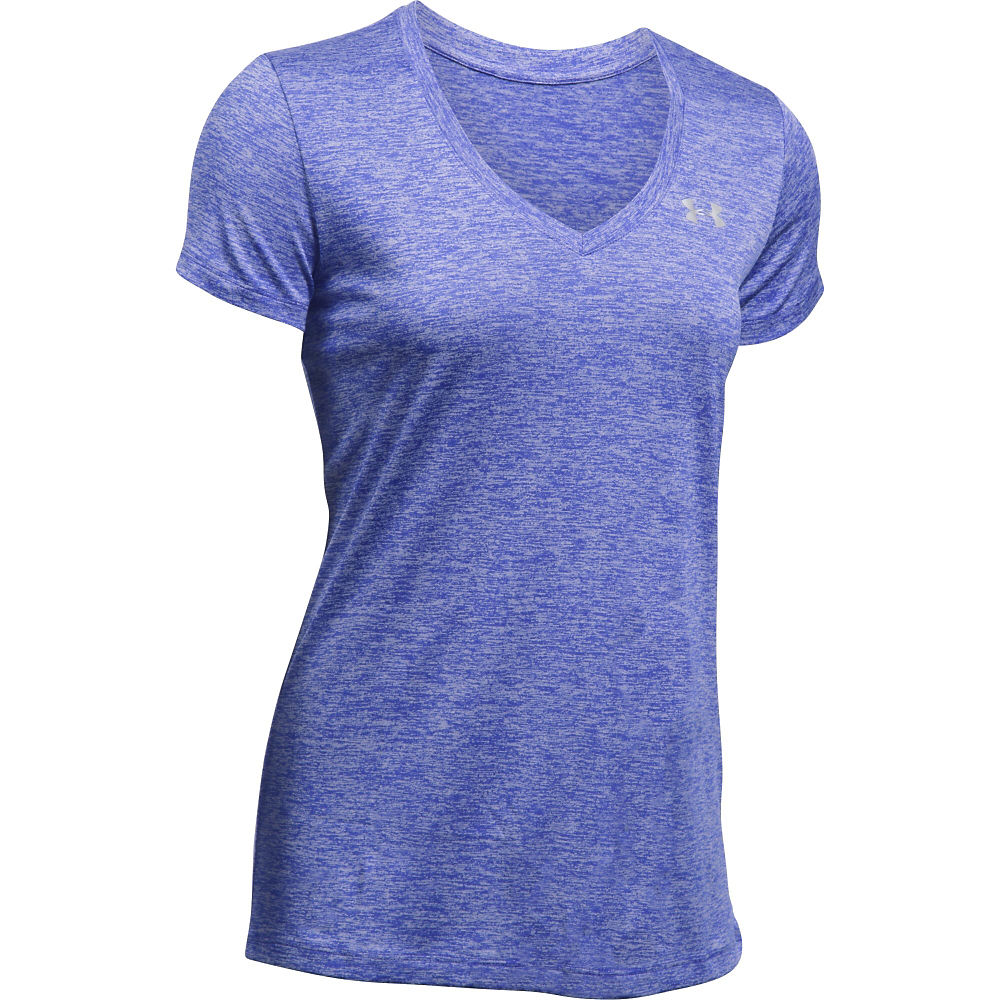 Camiseta de mujer Under Armour Tech SSV Twist SS17