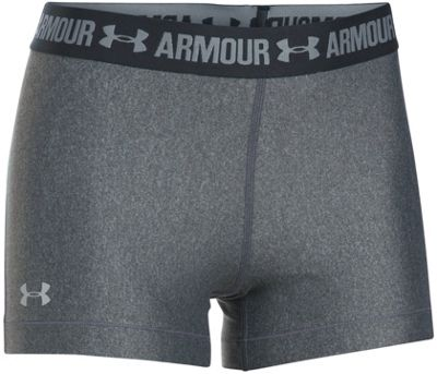 Short Under Armour UA HeatGear Armour Femme SS17