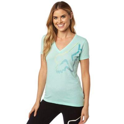 T-shirt Fox Racing Perfor V-Neck Femme SS17