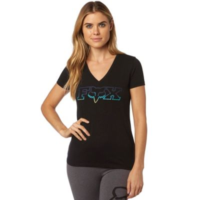 T-shirt Fox Racing Remained V-Neck Femme SS17