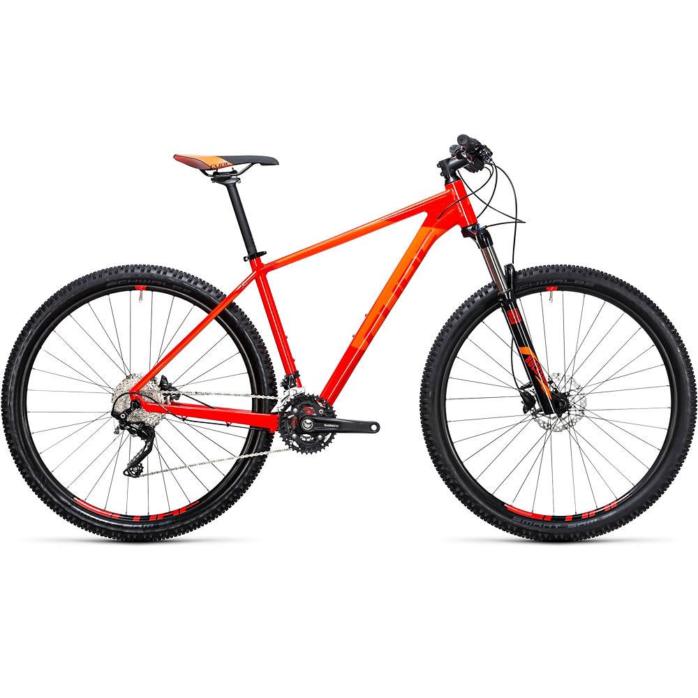 Bicicleta rígida Cube Attention 27,5 2017