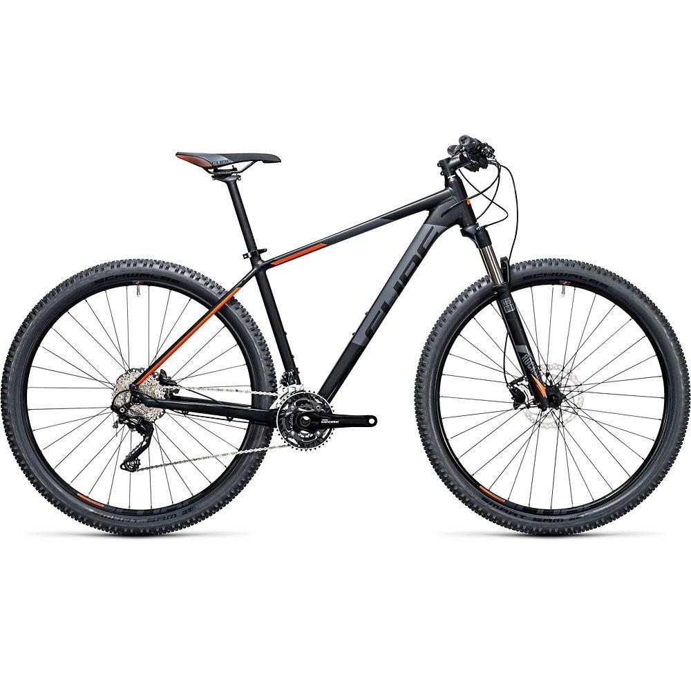 Bicicleta rígida Cube Attention SL 27,5 2017