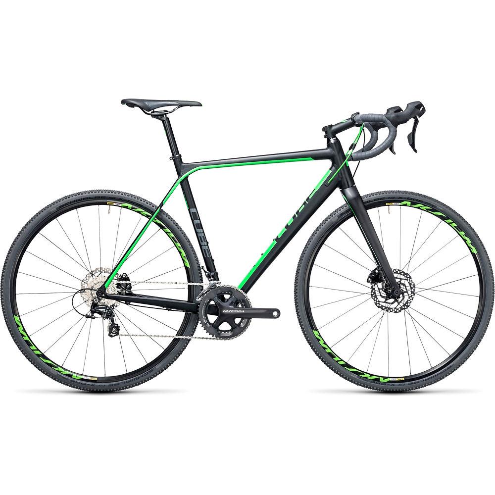 Bicicleta de ciclocross Cube Cross Race SL 2017