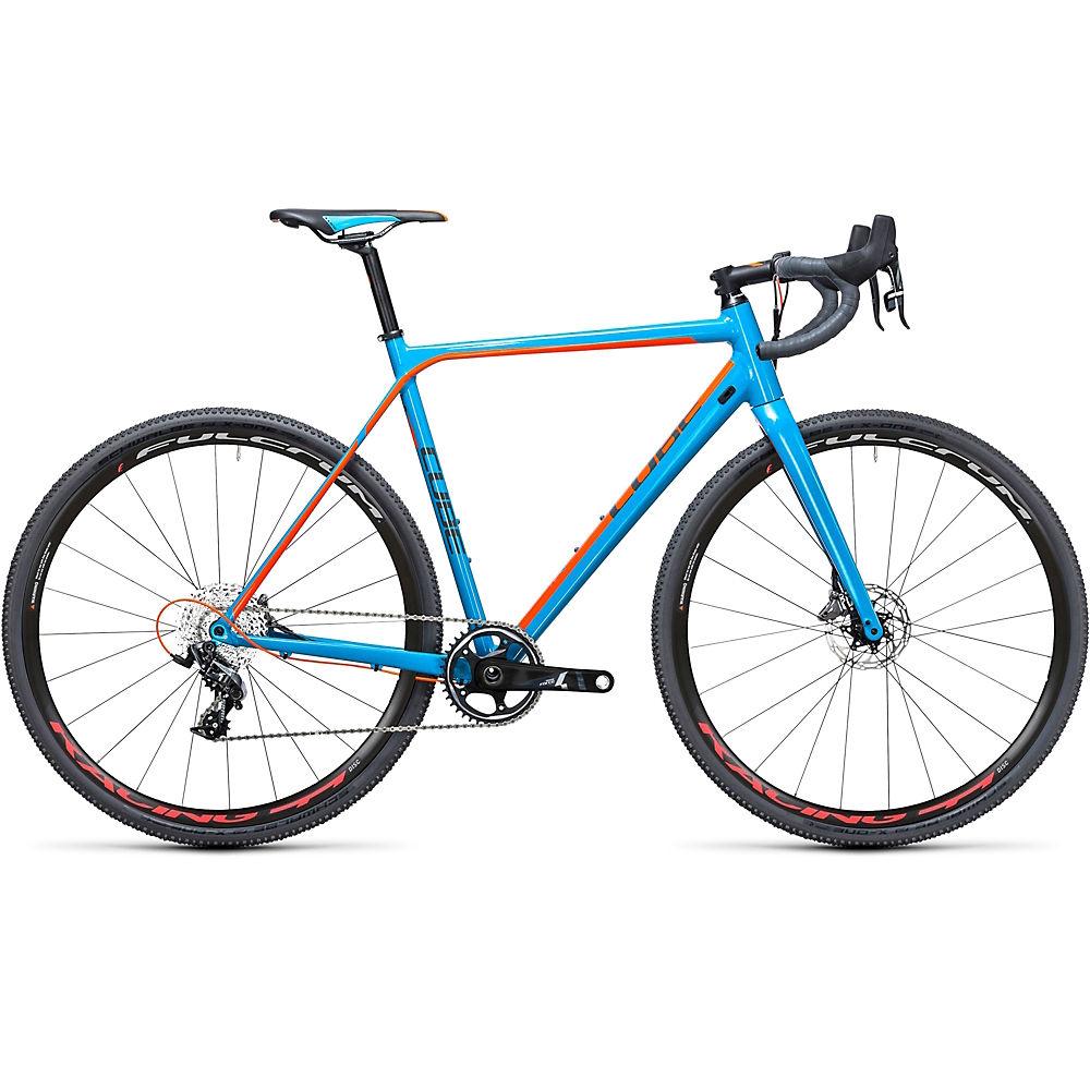 Bicicleta de ciclocross Cube Cross Race SLT 2017