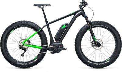 Cube Nutrail Hybrid 500 E-Bike 2017