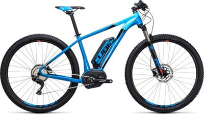 Cube Reaction Hybrid HPA Race 500 E-Bike 2017