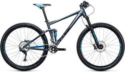 VTT à suspensions Cube Stereo 120 HPA Race 27.5 2017