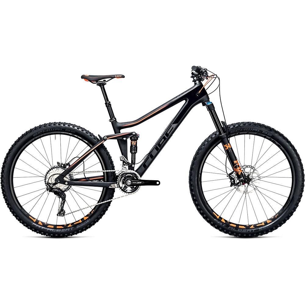 Bicicleta Cube Stereo 140 C:62 Race 27.5 2017